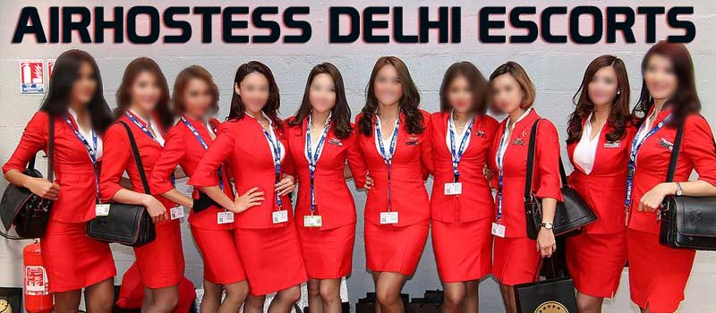 air hostess escort